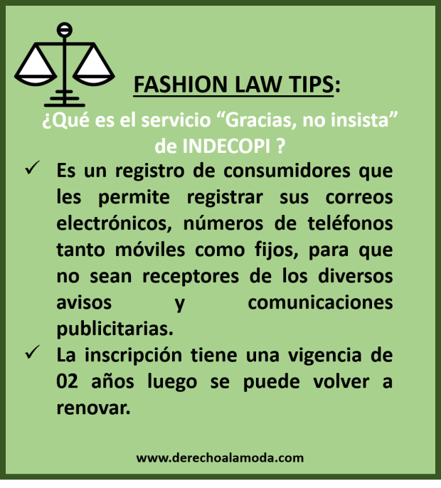 fashion law tips