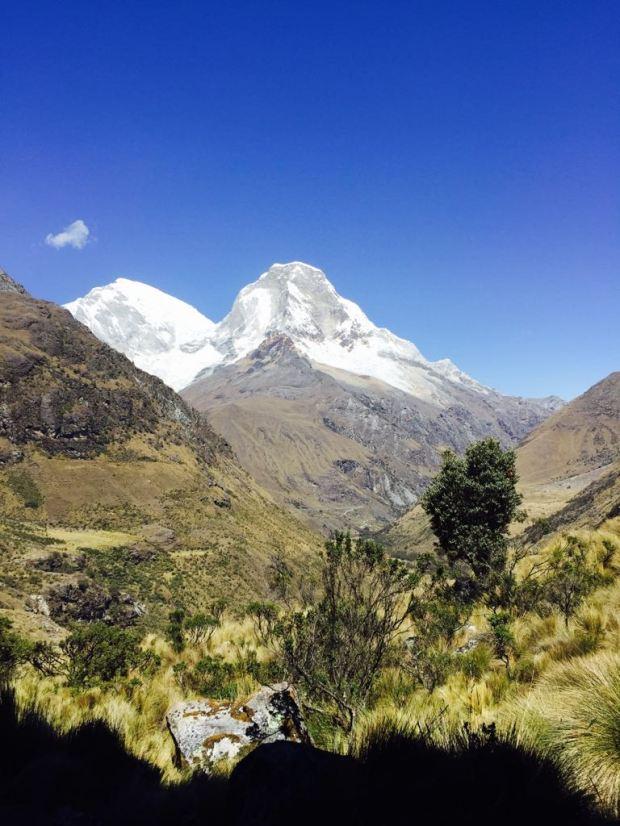 laguna 69 trekking perú